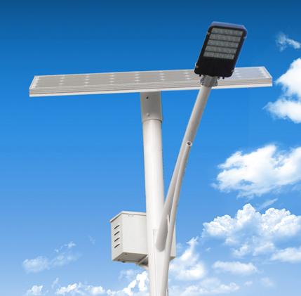 太阳能路灯的蓄电池摆放位置